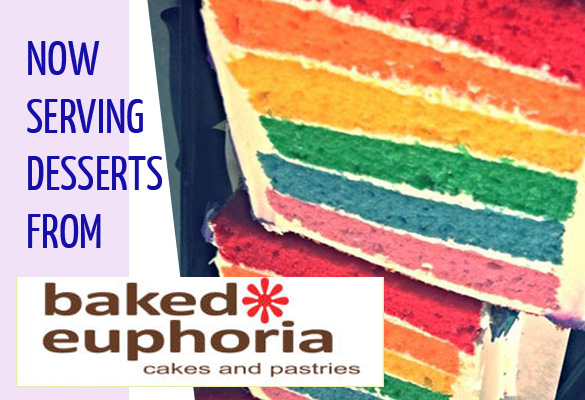 Desserts by Baked Euphoria
