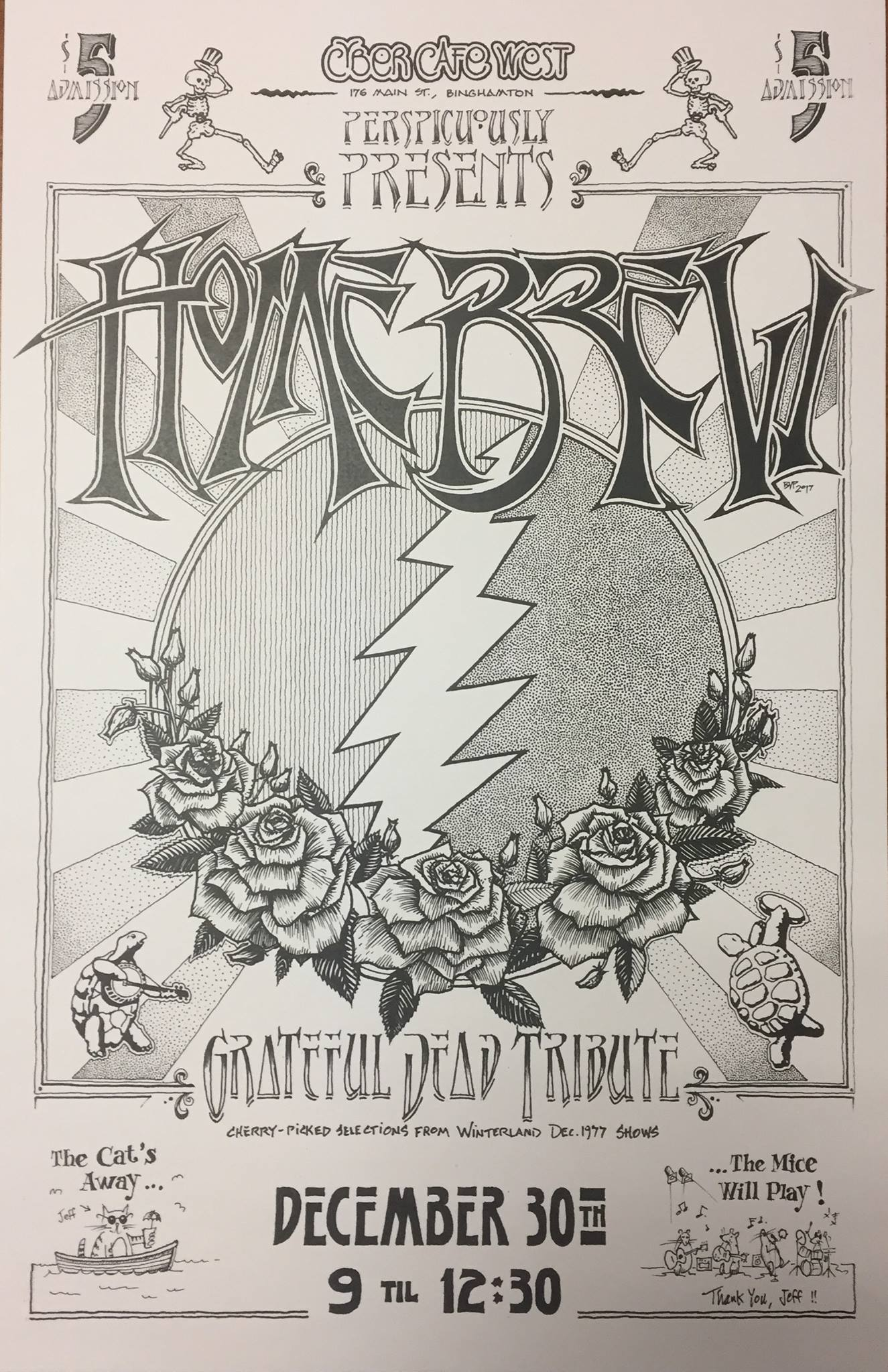 Home Brew plays Grateful Dead